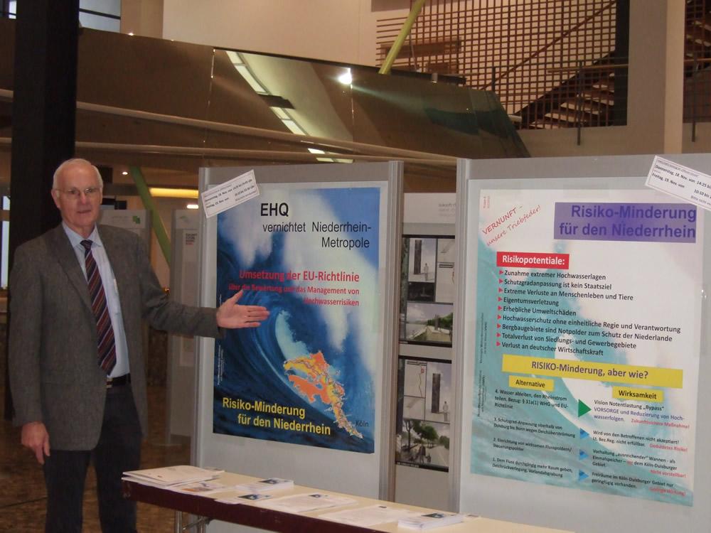 EHQ-Ausstellung im alten Bundestag, Bonn